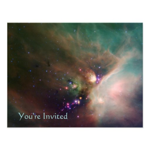 Timeless Beauty Invite