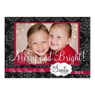 Timeless Christmas 13 Cm X 18 Cm Invitation Card