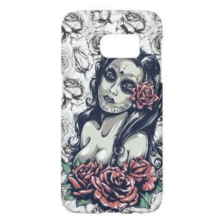 Timeless Dead Girl Samsung Galaxy S7 case