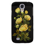 Timeless Globeflower iPhone 3 Speck Case Galaxy S4 Cover