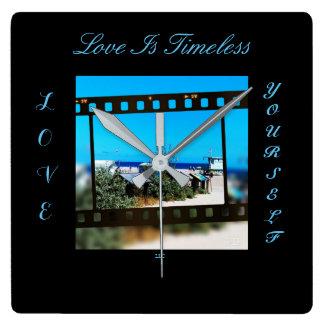 Timeless Love Wallclock