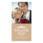 Timeless Sentiment Thank You Cards - Craft Custom Photo Card