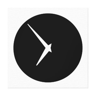 Timepiece by Leslie Peppers Canvas Prints