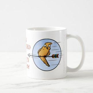 Time's Arrow Mug