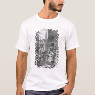 Times of the Day, Noon, 1738 T-Shirt