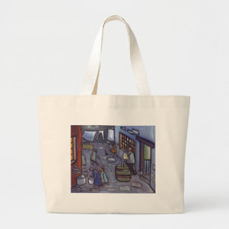 TIMES PAST TOTE BAGS