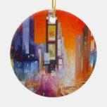 Times Square America Ornament