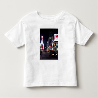 Times Square at night in Manhattan, New York Toddler T-Shirt
