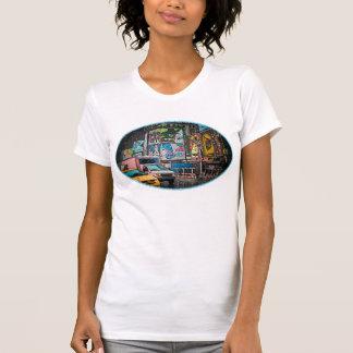 Times Square Billboards Womens Lite T-Shirt