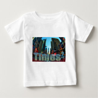 Times Square Broadway New York City, New York Infant T-Shirt
