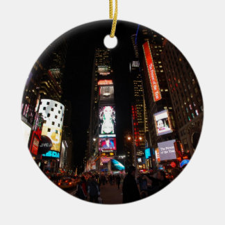 Times Square Christmas Ornament