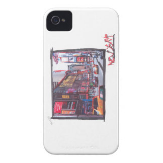 Times Square iPhone 4 Cover