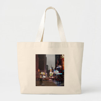 Times Square New York Tote Bags
