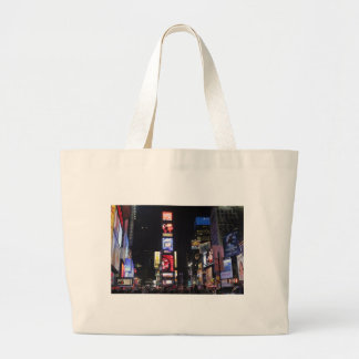 Times Square New York City Tote Bags