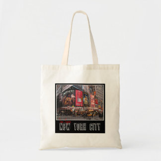 Times Square, New York City Tote Bags
