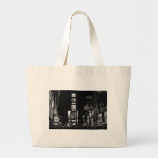 Times Square New York City Canvas Bags