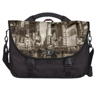 Times Square New York City Photo Bags For Laptop