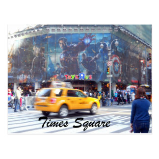 Times Square, New York City Postcard
