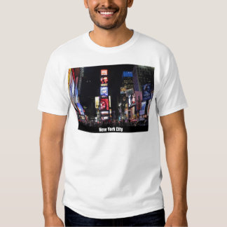 Times Square New York City Tee Shirts