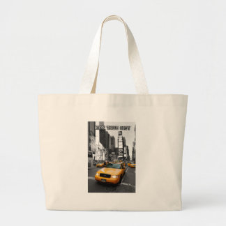 Times Square New York City USA Canvas Bags