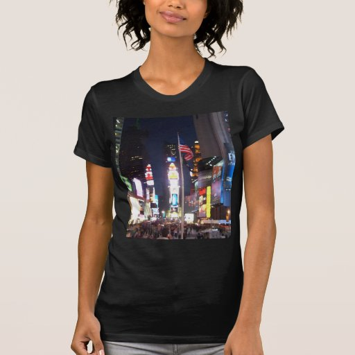 """Times Square, New York City, USA""  CricketDiane A Tee Shirt"