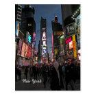 Times Square New York Postcard