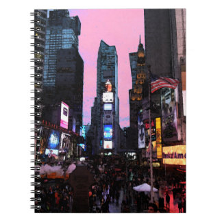 Times Square Notebooks