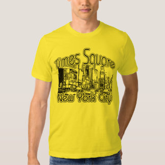 TIMES SQUARE NYC T SHIRTS