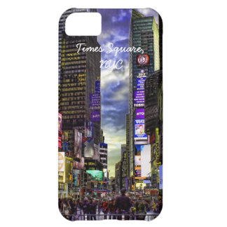 Times Square Photo in HDR iPhone 5C Case