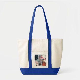 Times Square Signs Canvas Bag