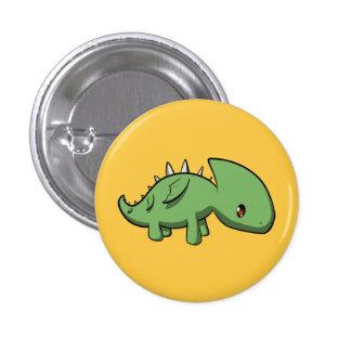 Timid Nip 3 Cm Round Badge