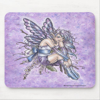 Timidity Fairy Mousepad