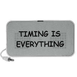 TIMING IS EVERYTHING QUOTES TRUISM FACTS LIFE LOVE PC SPEAKERS