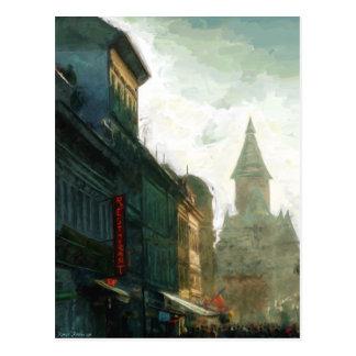 Timisoara Post Card