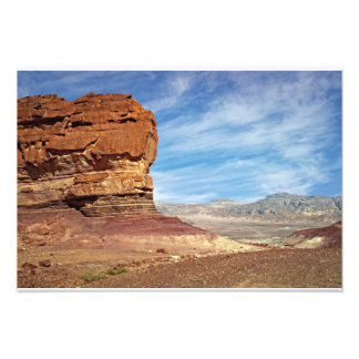 Timna national geological park of Israel Photo Art
