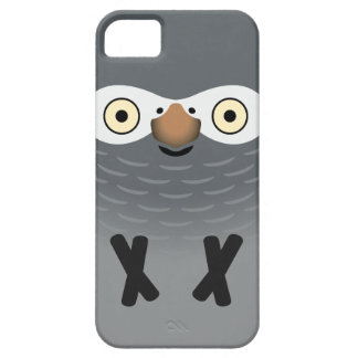 Timneh Grey Parrot (Dot) iPhone 5 Cover