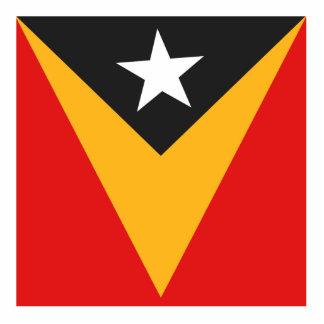 Timor-leste Acrylic Cut Outs