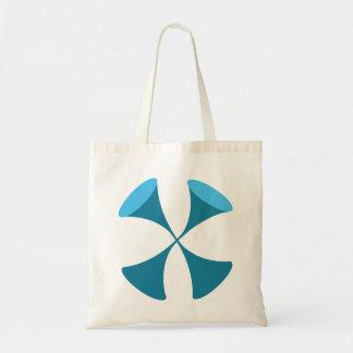 """Timothy Magellan """"ISC Logo"""" Bag"""