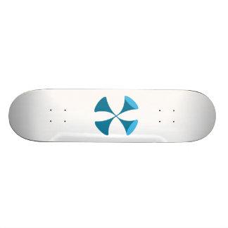 """Timothy Magellan """"ISC Logo"""" Skateboard"""