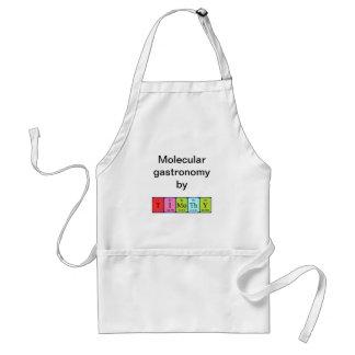 Timothy periodic table name apron