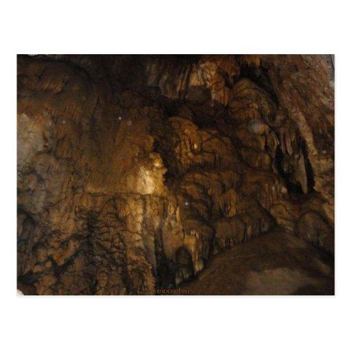 Timpanogos Cave 051612 post card Postcard