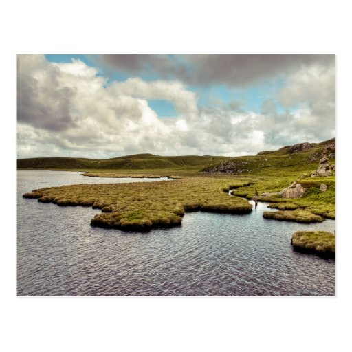 Timsgarry Outer Hebrides Postcards