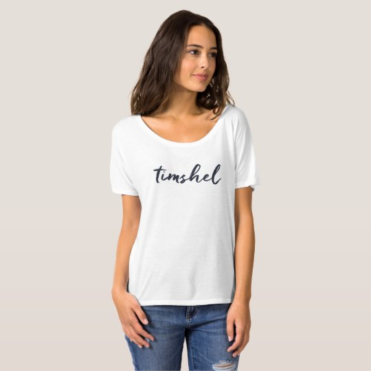 Timshel T-Shirt