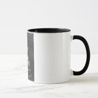 Tin Buddha Mug