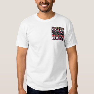 Tin For Goats Boo Nuts Oats Tshirts