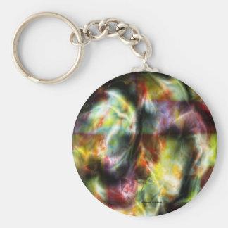 Tin Key Chain