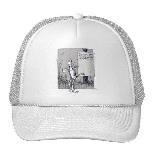 Tin Man Mesh Hats