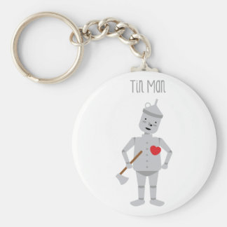 Tin Man Key Ring