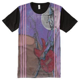 Tin Man Rock army! All-Over Print T-Shirt