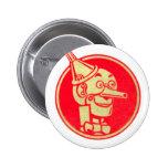 Tin Man, Wizard of Oz Button